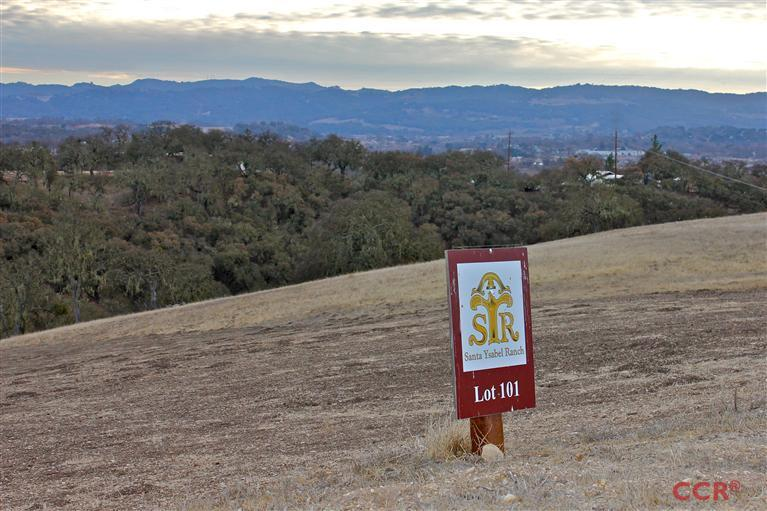 2.48 acres by Templeton, California for sale