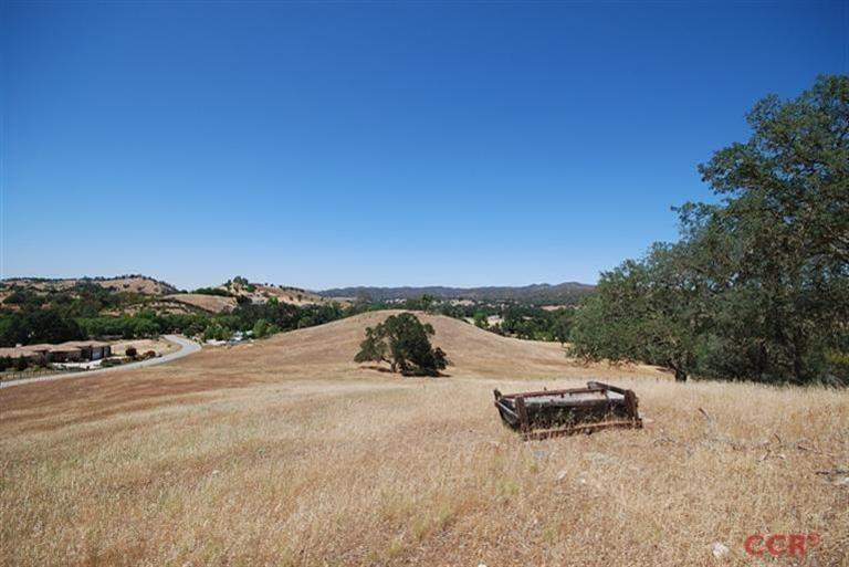 15.14 acres Atascadero, CA