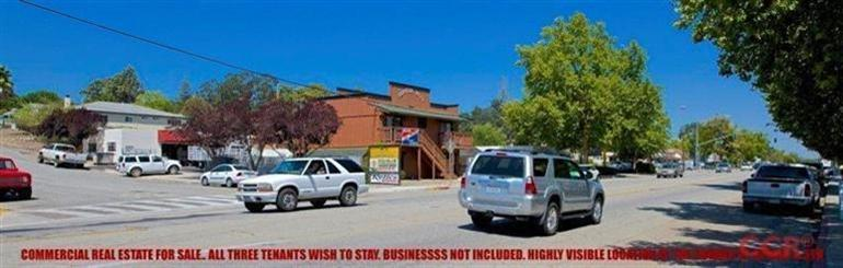Commercial Property for Sale, ListingId:29677561, location: 501 Spring St Paso Robles 93446