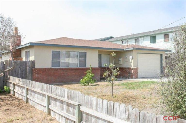 Rental Homes for Rent, ListingId:29976786, location: 458 South 14th St Grover Beach 93433