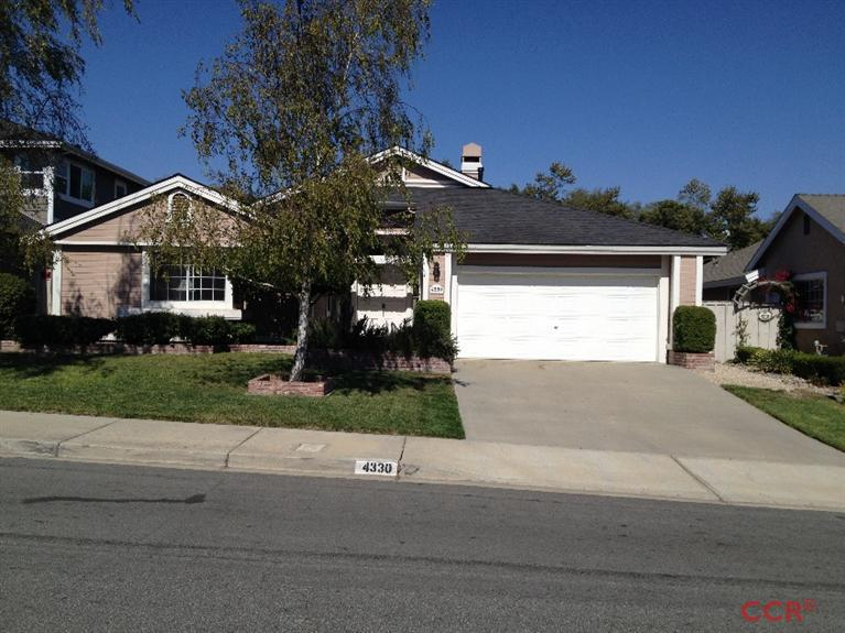 Rental Homes for Rent, ListingId:30221818, location: 4330 Sunflower Way San Luis Obispo 93401