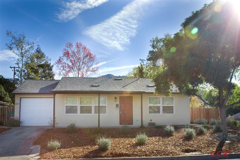 Rental Homes for Rent, ListingId:31373656, location: 311 Tolosa Way San Luis Obispo 93405
