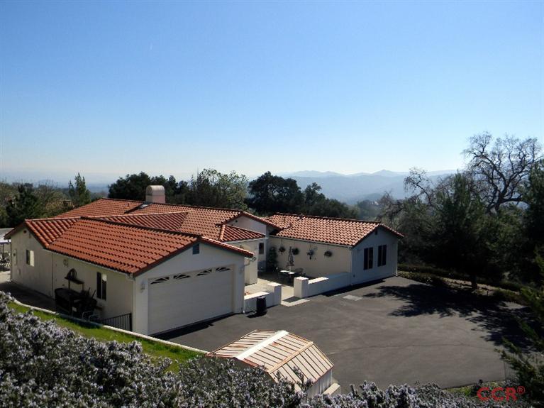 3.85 acres Atascadero, CA