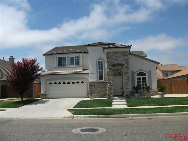 Rental Homes for Rent, ListingId:32265045, location: 2449 Baldwin Way Santa Maria 93458