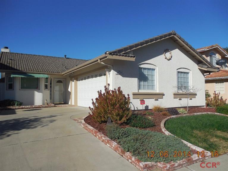 Rental Homes for Rent, ListingId:32741617, location: 2527 Savoy Santa Maria 93455