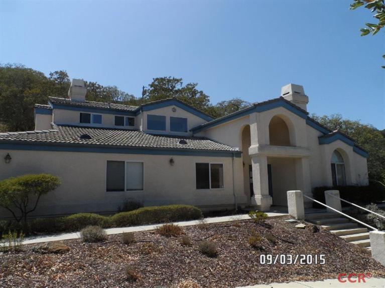 4.33 acres Atascadero, CA