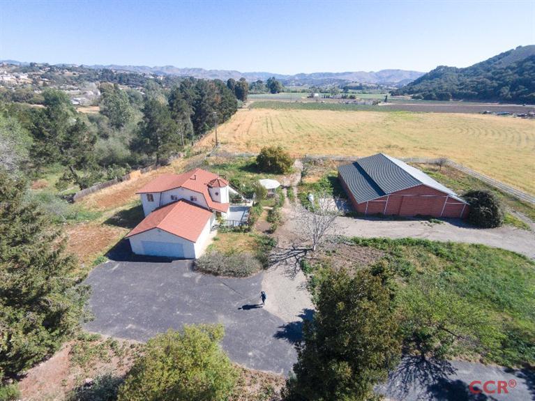 9.99 acres Arroyo Grande, CA