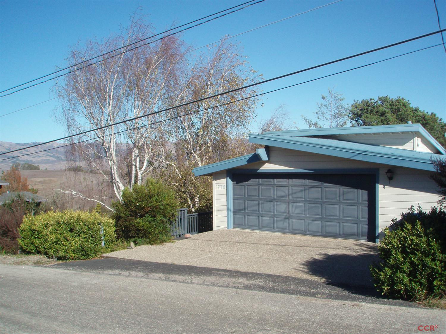 Photo of 1776 Pineridge Drive  Cambria  CA