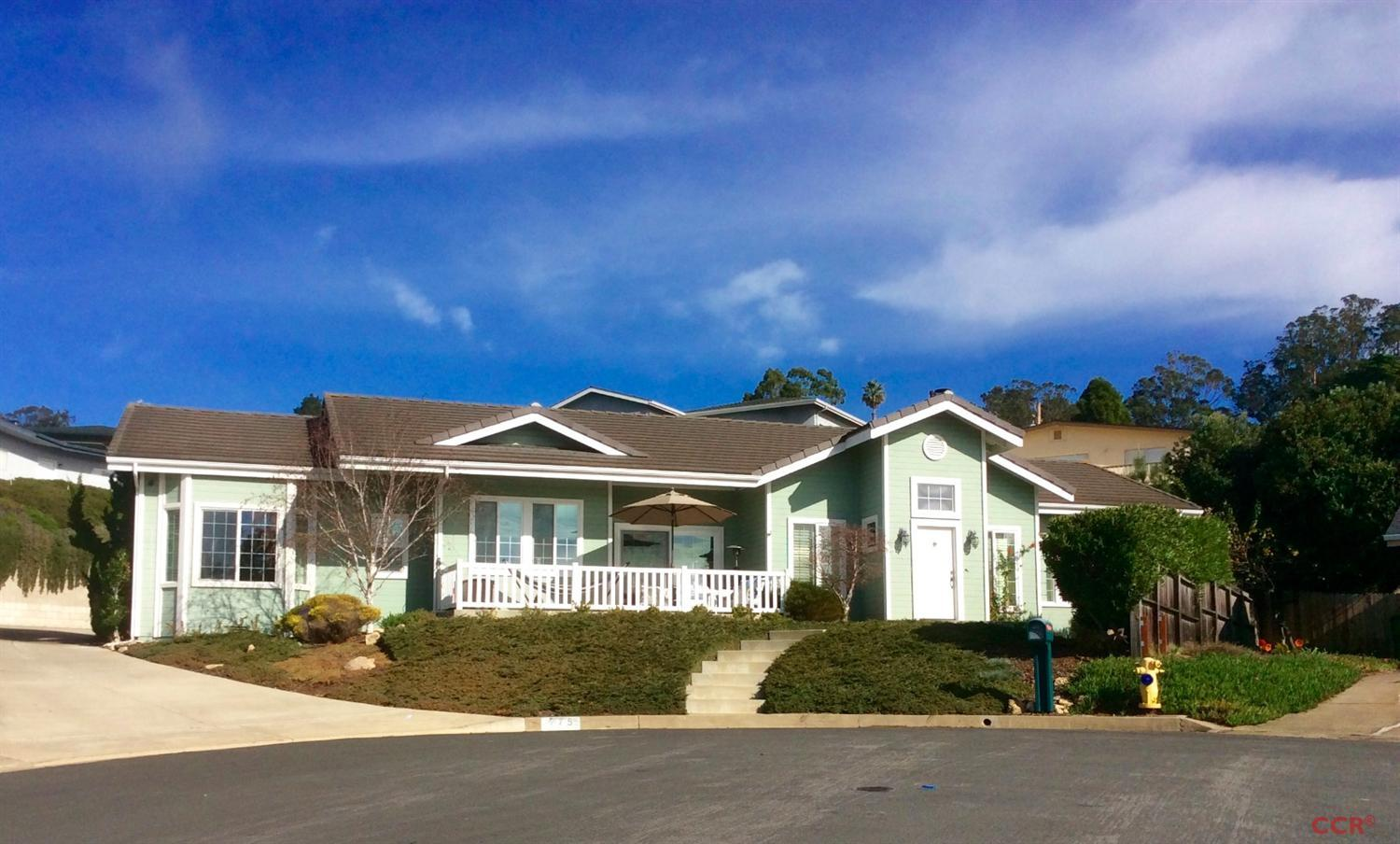 Rental Homes for Rent, ListingId:36916346, location: 775 Sierra Court Morro Bay 93442