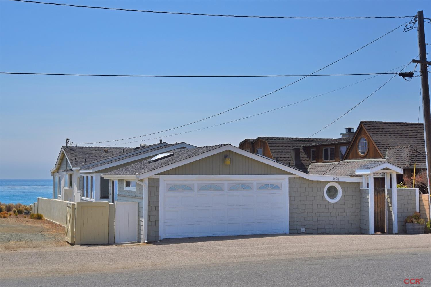 1424 Pacific Ave, Cayucos, CA 93430