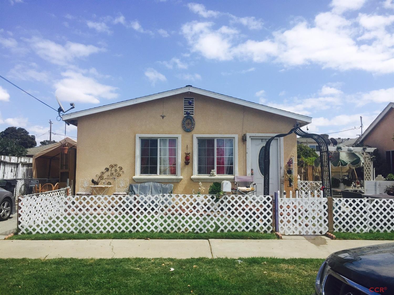Photo of 816 South Pine Street  Santa Maria  CA