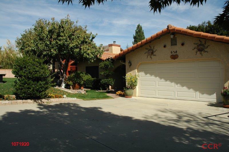 Photo of 638 Nickerson Drive  Paso Robles  CA