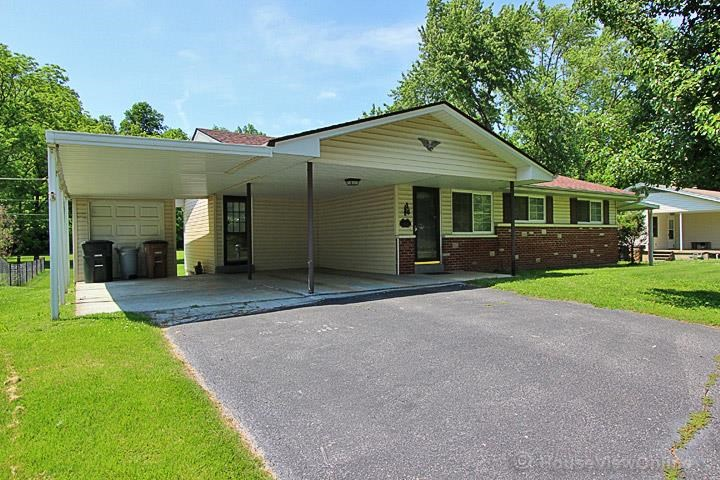 1437 Howell St, Cape Girardeau, MO 63701