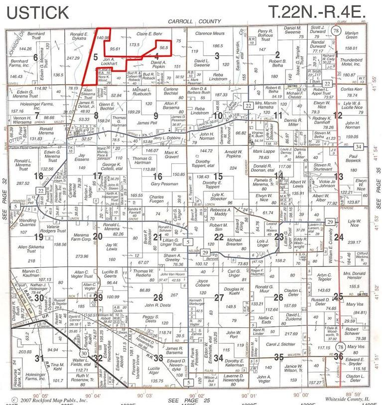 Real Estate for Sale, ListingId: 28535535, Fulton,IL61252