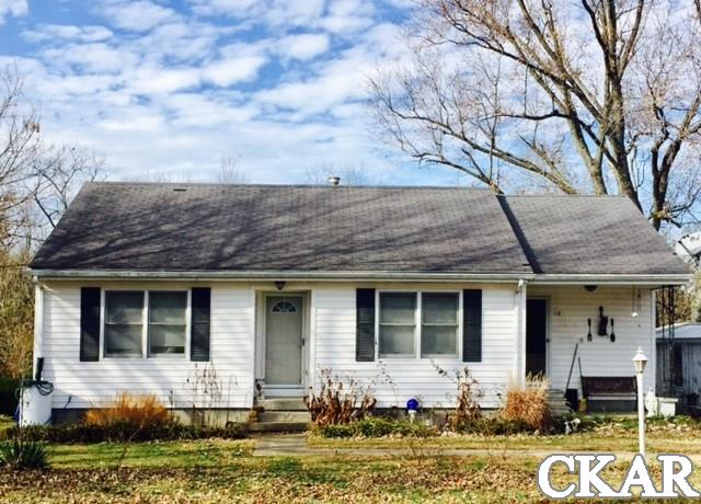Photo of 119 N Bragg St  Perryville  KY