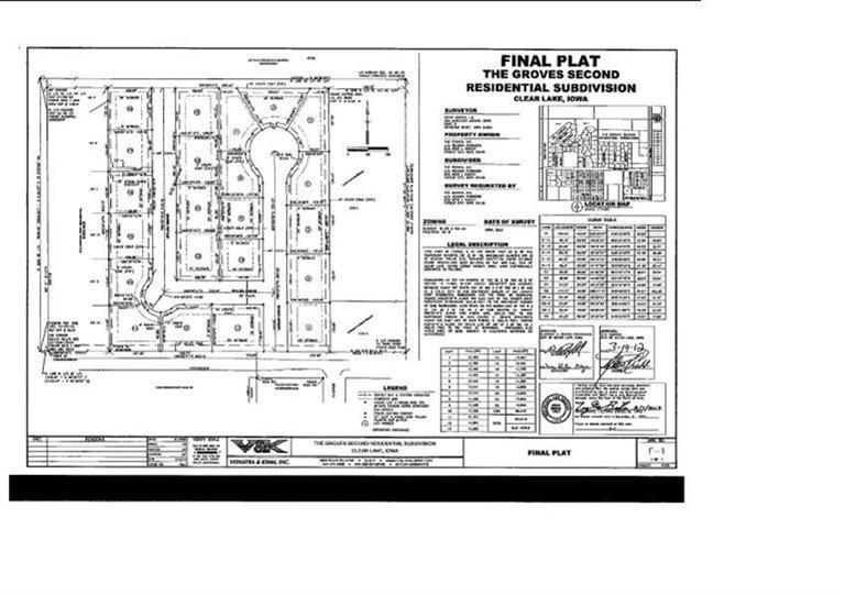 Real Estate for Sale, ListingId: 20365324, Clear Lake,IA50428