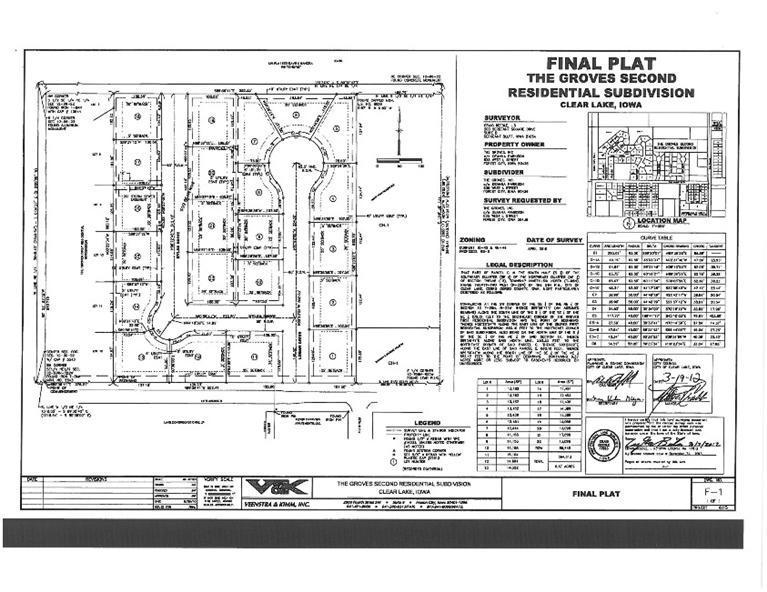Real Estate for Sale, ListingId: 30672674, Clear Lake,IA50428