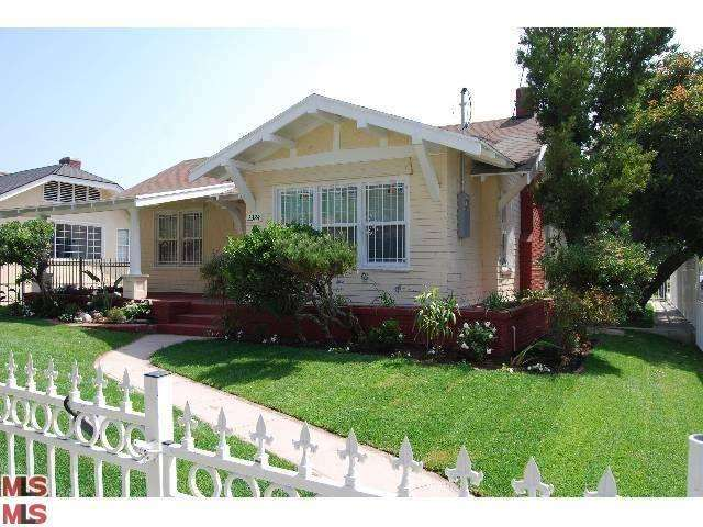 Rental Homes for Rent, ListingId:23380786, location: 2324 LA SALLE Avenue Los Angeles 90018