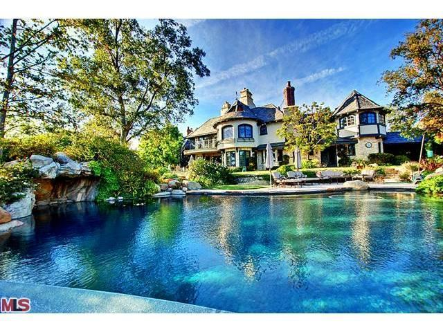 Single Family Home for Sale, ListingId:19473029, location: 25010 THOUSAND PEAKS Road Calabasas 91302