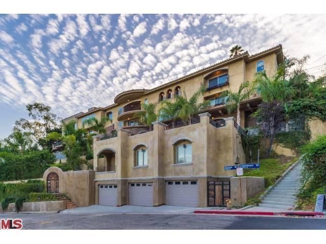 Single Family Home for Sale, ListingId:19924465, location: 4733 BONVUE Avenue Los Angeles 90027
