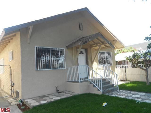 Rental Homes for Rent, ListingId:21779573, location: 1121 56TH Street Los Angeles 90011