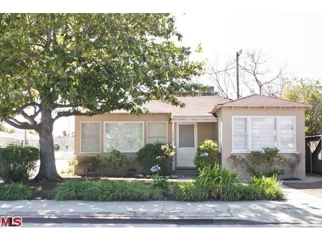 Rental Homes for Rent, ListingId:22397076, location: 2341 CLOY Avenue Venice 90291