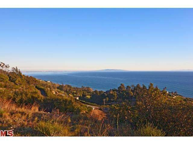 Land for Sale, ListingId:22536980, location: 0 CARBON MESA Malibu 90265