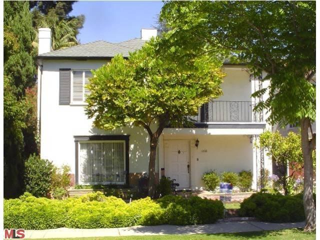 Rental Homes for Rent, ListingId:22667633, location: 1236 BEDFORD Drive Los Angeles 90035