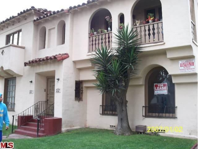 Rental Homes for Rent, ListingId:22917537, location: 4257 DEGNAN Los Angeles 90008