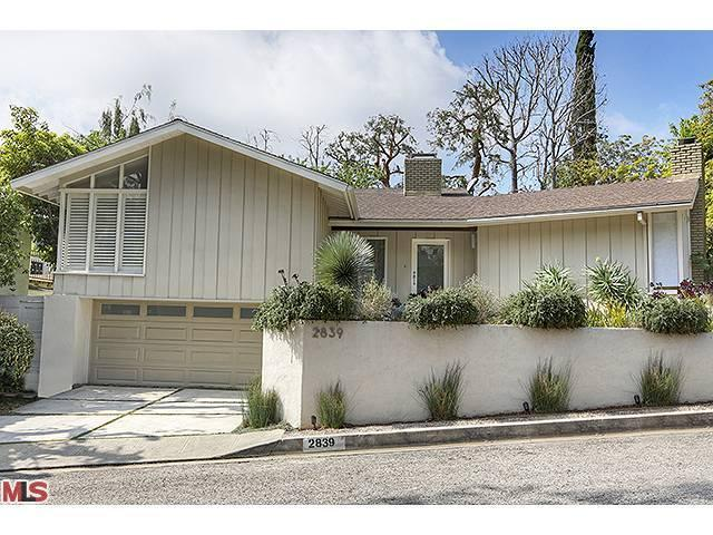 Rental Homes for Rent, ListingId:23063571, location: 2839 NICHOLS CANYON Place Los Angeles 90046