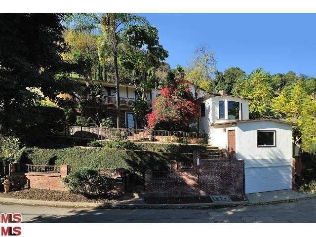 6875 Pacific View Dr, Los Angeles, CA 90068