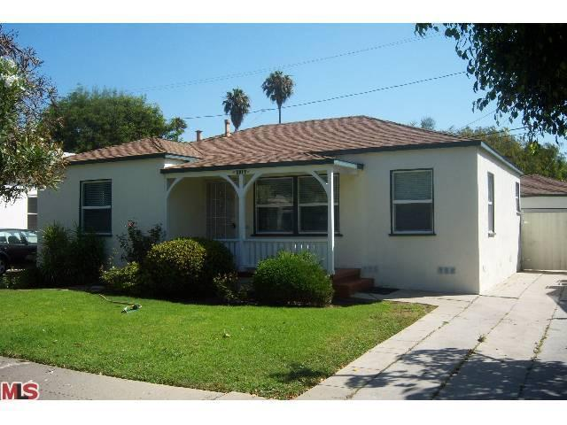 Rental Homes for Rent, ListingId:23251238, location: 2912 SANBORN Avenue Venice 90291