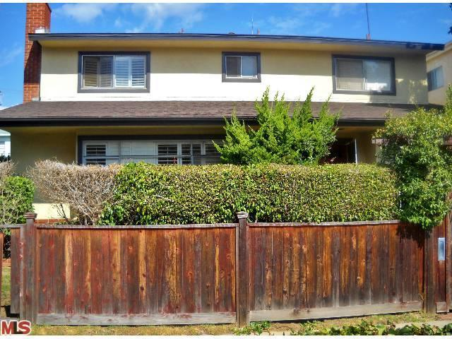 Rental Homes for Rent, ListingId:23306570, location: 1241 17TH Street Santa Monica 90404