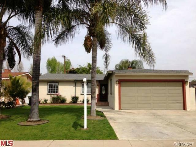 Rental Homes for Rent, ListingId:23317203, location: 14215 GAULT Street van Nuys 91405