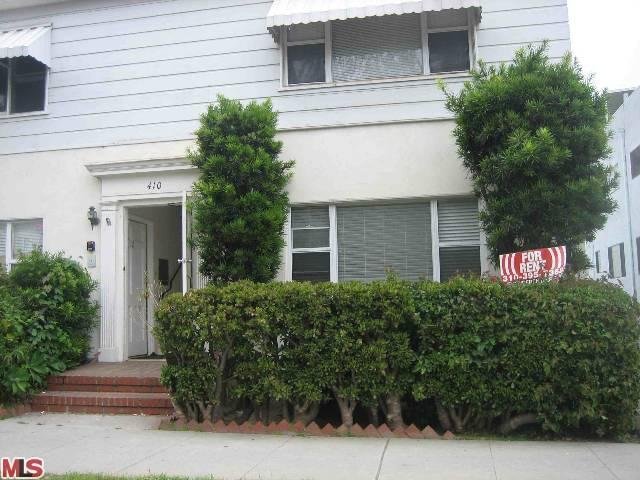 Rental Homes for Rent, ListingId:23453640, location: 410 CALIFORNIA Avenue Santa Monica 90403