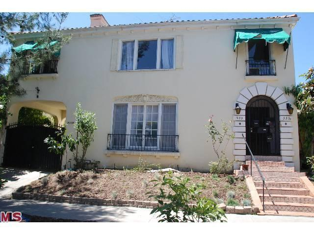 Rental Homes for Rent, ListingId:23524577, location: 533 WINDSOR Los Angeles 90004