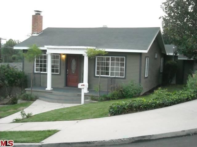 Rental Homes for Rent, ListingId:23586493, location: 3246 ORILLA Avenue Los Angeles 90065