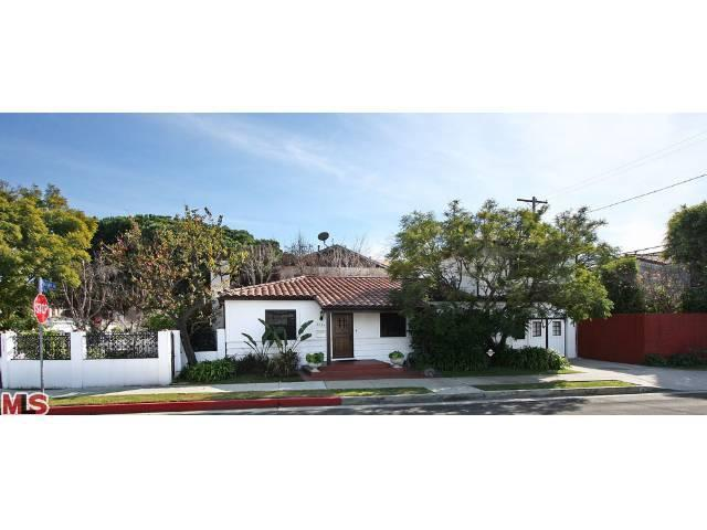 Single Family Home for Sale, ListingId:23620747, location: 3155 THATCHER Avenue Marina del Rey 90292