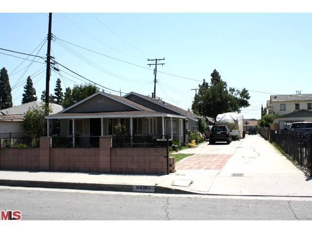 6418 Walker Ave, Bell, CA 90201