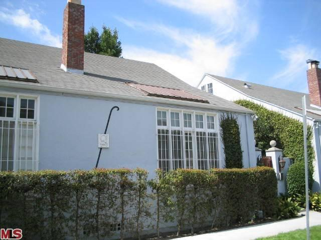 Rental Homes for Rent, ListingId:23905221, location: 6206 BANNER Avenue Los Angeles 90038