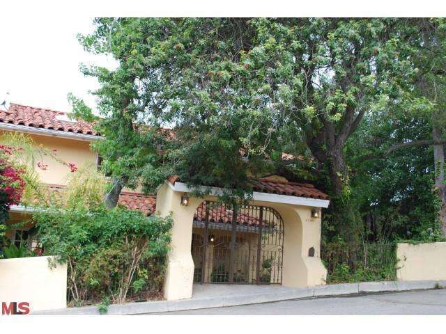 Rental Homes for Rent, ListingId:24752924, location: 2781 ELLISON Drive Beverly Hills 90210