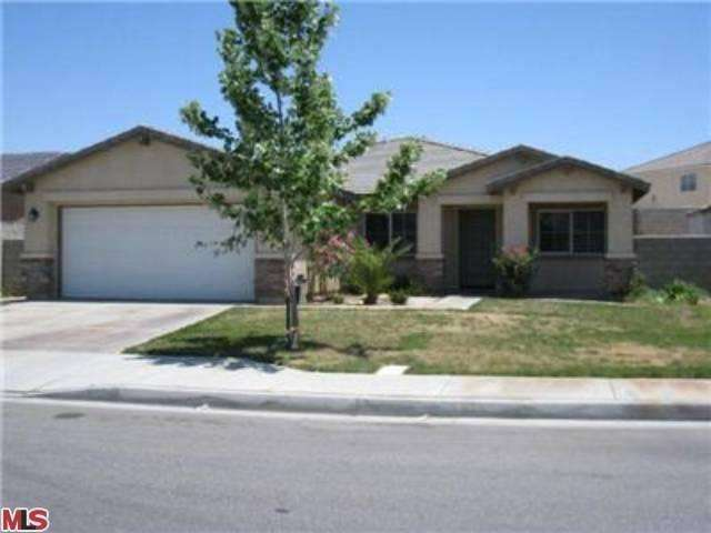 Rental Homes for Rent, ListingId:25128173, location: 45346 ROBINSON Drive Lancaster 93535