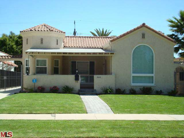 Rental Homes for Rent, ListingId:25315805, location: 360 KILKEA Drive Los Angeles 90048