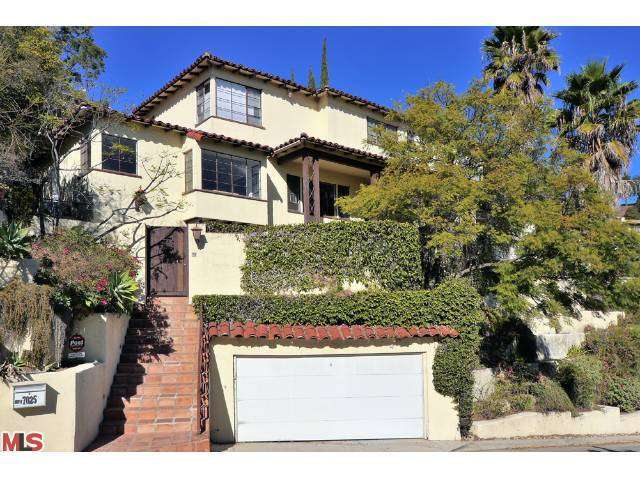 Rental Homes for Rent, ListingId:25346634, location: 7025 LA PRESA Drive Los Angeles 90068