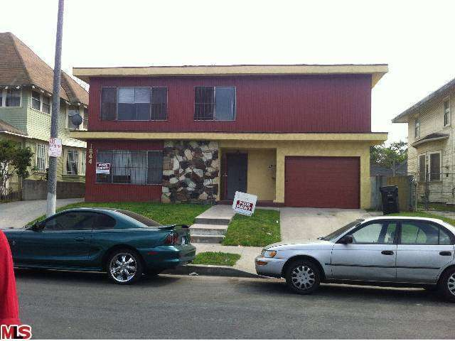 Rental Homes for Rent, ListingId:25362640, location: 1644 24TH Street Los Angeles 90007