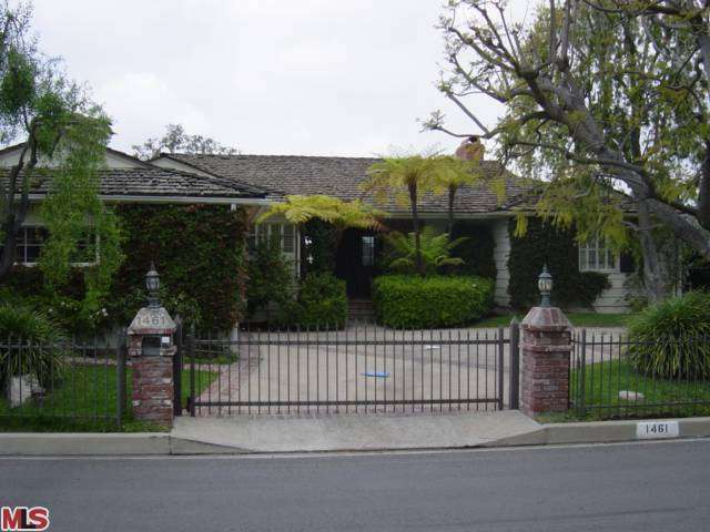 Rental Homes for Rent, ListingId:25630045, location: 1461 BEL AIR Road Los Angeles 90077