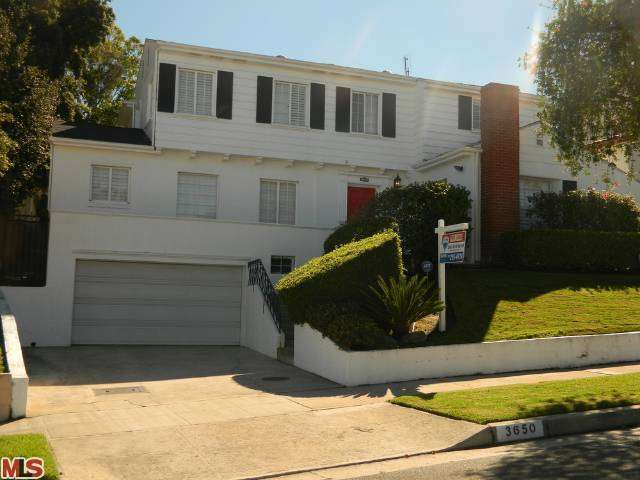 Rental Homes for Rent, ListingId:25408343, location: 3650 MOUNT VERNON Drive Los Angeles 90008