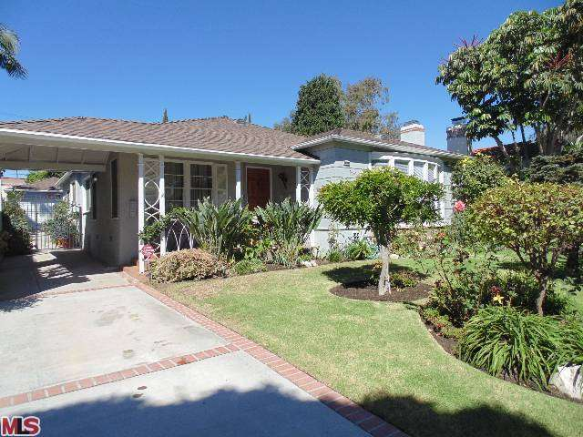 Rental Homes for Rent, ListingId:25420182, location: 1823 SHENANDOAH Street Los Angeles 90035