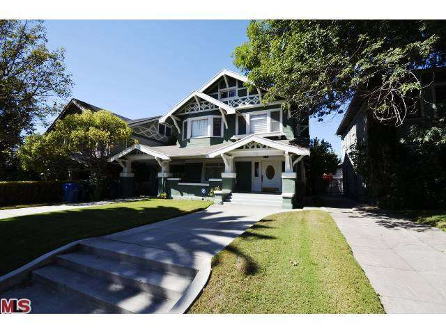 Rental Homes for Rent, ListingId:25434485, location: 723 BRONSON Avenue Los Angeles 90005