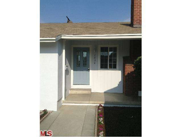 Rental Homes for Rent, ListingId:25450212, location: 2824 FREDERIC Street Burbank 91504